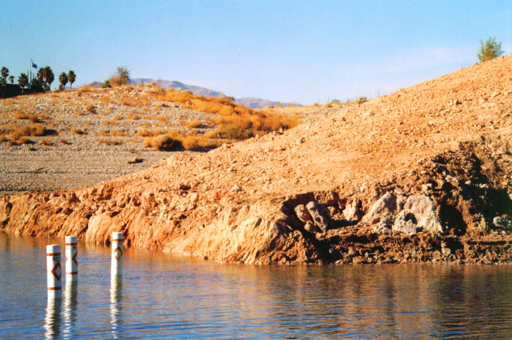 Scuba Dive Locally in Lake Mead
